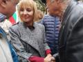 Манолова на протеста пред ВСС: Борисов и партиите да завършат  съдебната реформа!