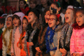 Децата на Велико Търново включиха коледната украса, над 1400 светлини обагрят града