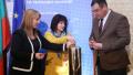 В Парламента: Запечатаха Капсула на хилядолетието с послания към децата през 2030-а година