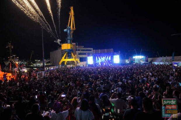 Хитови певци на SPICE Music Festival в Бургас през 2020 г.