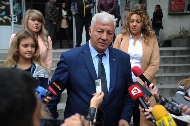 Снимка: Здравко Димитров е новият кмет на Пловдив
