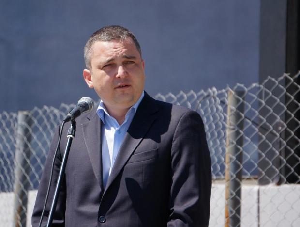 Снимка: Иван Портних с нов мандат във Варна