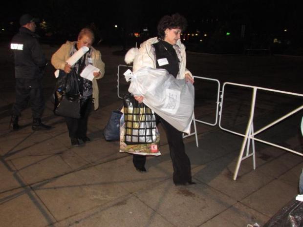 Снимка: Всички протоколи в София ще бъдат обработени преди изгрев слънце