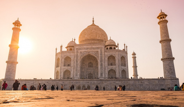 Опасно мръсен въздух в Индия