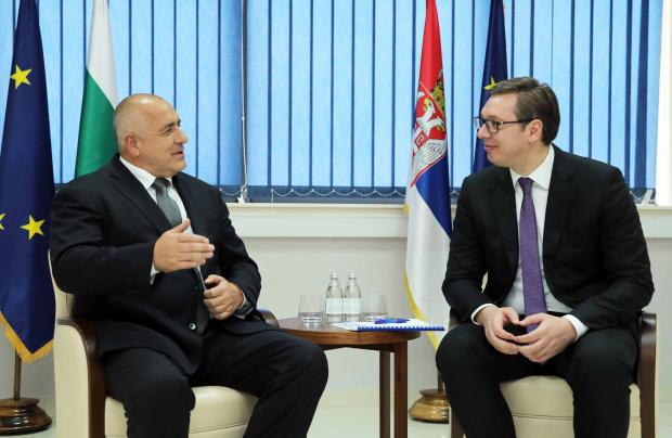 Борисов: Бутнахме стената между България и бивша Югославия