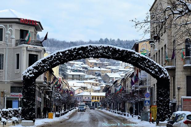 Велико Търново е в готовност за предстоящия зимен сезон, стана