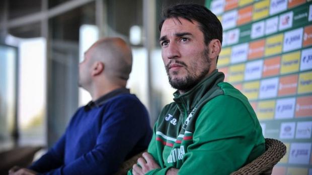 Лидерът и капитан на националния отбор на България по футбол