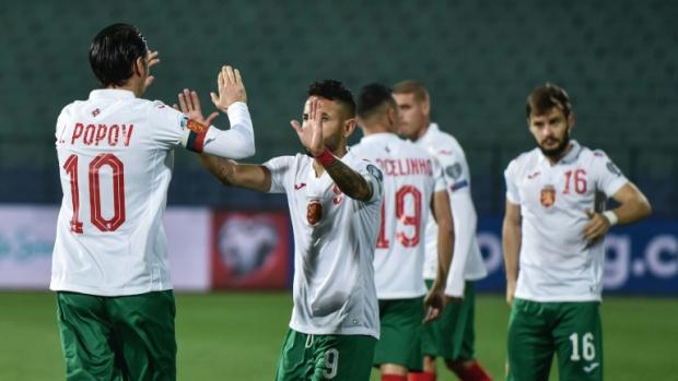 Снимка: Чудо! България би на футбол, ударихме Чехия за пръв път в историята! Ивелин си тръгна