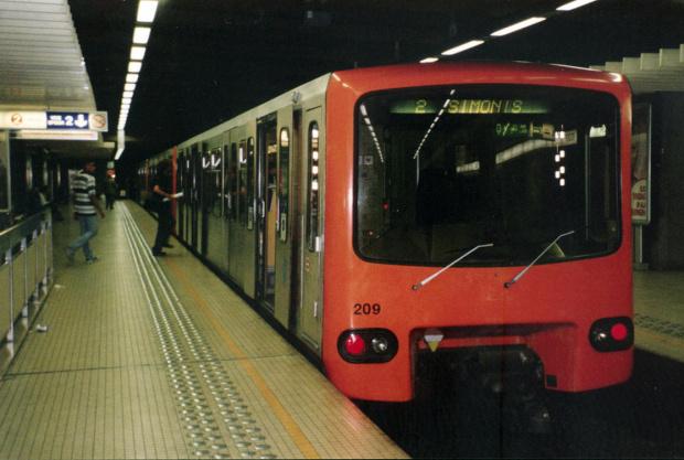 Снимка: Следващият месец завършват първите осем станции от третата метро линия в столицата