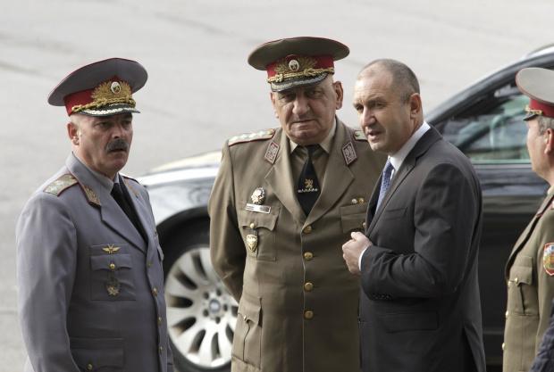 Българските сухопътни войски са изправени пред нови предизвикателства. Отстояването на