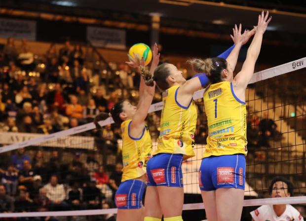 Марица (Пловдив) допусна загуба в първия си мач за сезона