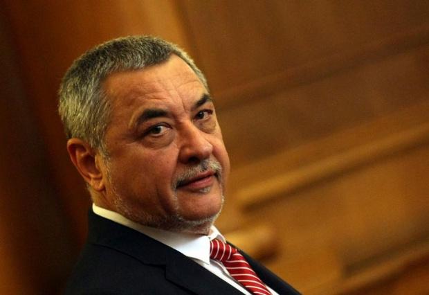 Симеонов стана зам.-шеф на Народното събрание