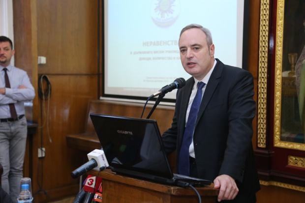 "Проф. Анастас Герджиков бе преизбран като ректор на СУ ""Св."