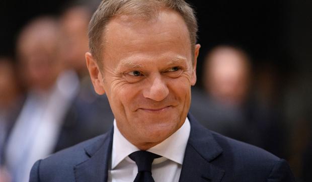 Доналд Туск e избран за новия президент на Европейската народна