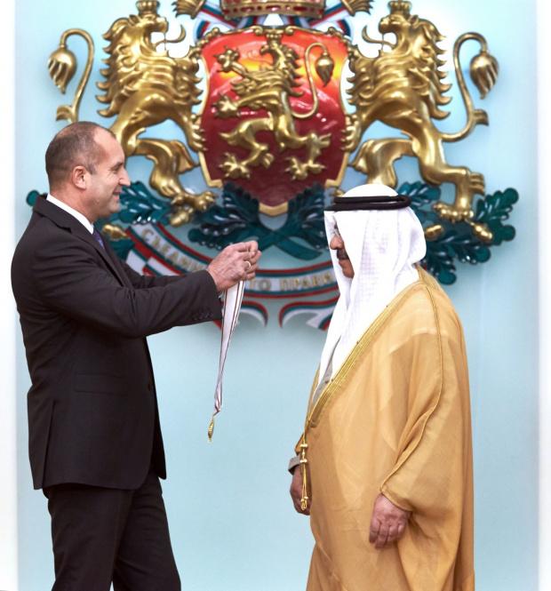 """""""България цени високо партньорството си с Обединените арабски емирства викономиката,"""