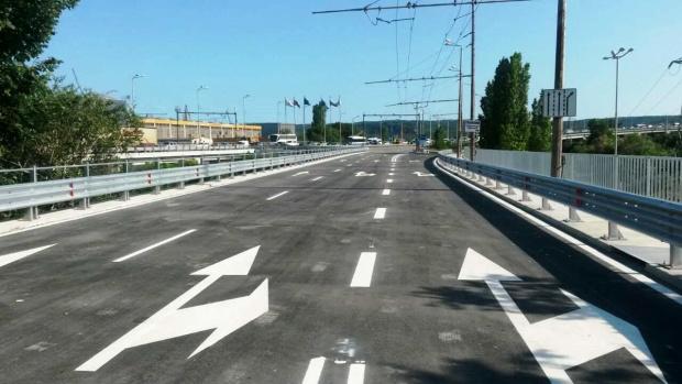 Предстоящ ремонт на участък от 30 метра на Аспарухов мост