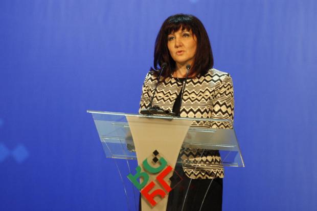 Председателят на Народното събрание Цвета Караянчева застана зад избора на