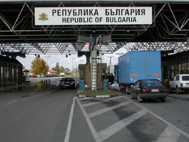 На границатасРепублика Гърцияна ГКПП Кулататрафикът е интензивен на вход за