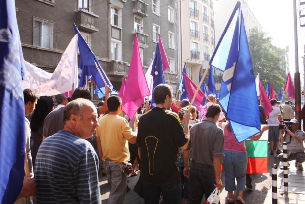 """Ръководствата на КНСБ и КТ """"Подкрепа"""" категорично заявяват, че няма"""