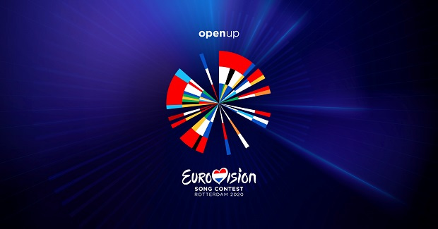 Снимка: Логото на Евровизия 2020 е вдъхновено от флага на България и всички 41 участващи държави