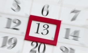 Страхът от Петък 13-ти - суеверие или болест?