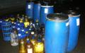 Митнически служители откриха нелегален алкохол и цигари в къща и търговски обект