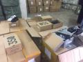 Фалшиви стоки за над 4 млн. лева спипаха митнически служители при проверката на пратка от Китай
