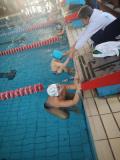 Деца с увреждания в зимно водолазно приключение
