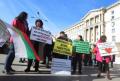 Медицински сестри окупираха Министерски съвет, искат реформи
