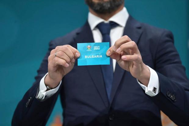 България изтегли кошмарна група, ако се добере до Евро 2020 (СНИМКА)