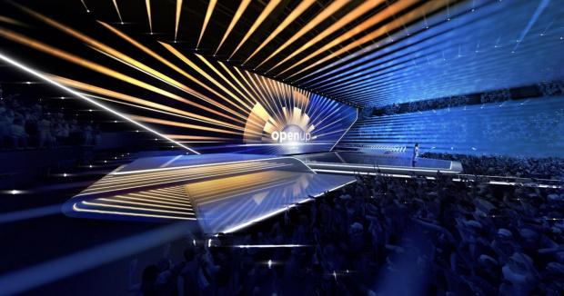 Представиха дизайна на сцената на Евровизия 2020 (СНИМКА/ВИДЕО)