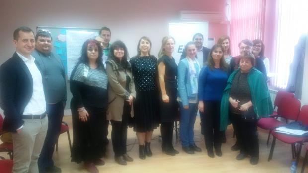 Новият Клиентски съвет към EVN България проведе първата си среща