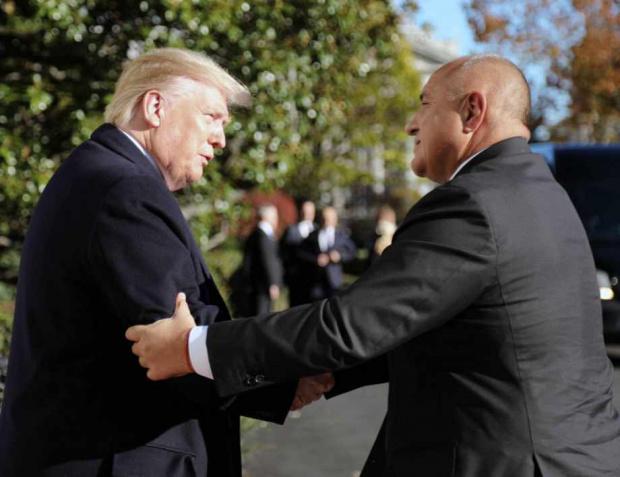 Срещата с Тръмп беше много важна среща – за първи
