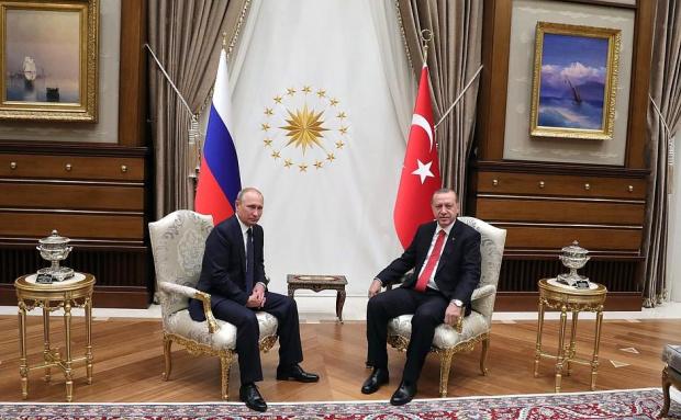 Русия покани турския президент Реджеп Тайип Ердоган на Парада на