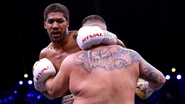 Антъни Джошуа се върна на боксовия трон, 6 месеца по-късно!