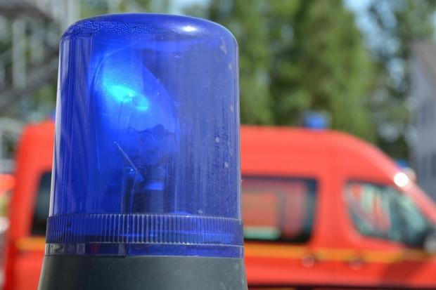 Тежка катастрофа с трима ранени стана и на пътя Русе-Разград.