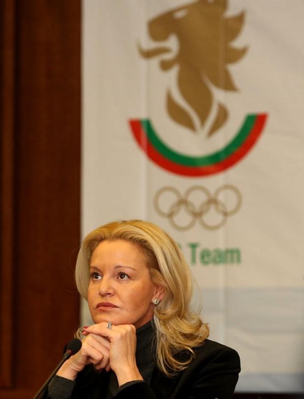 "Стефка Костадинова: ""Нулева толерантност за допинга, но и защита на коректните спортисти"""
