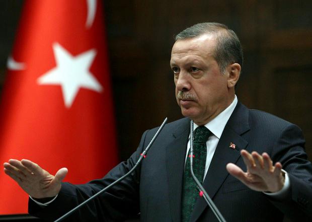 Реджеп Ердоган обяви плановете на Анкара за териториите в Северна