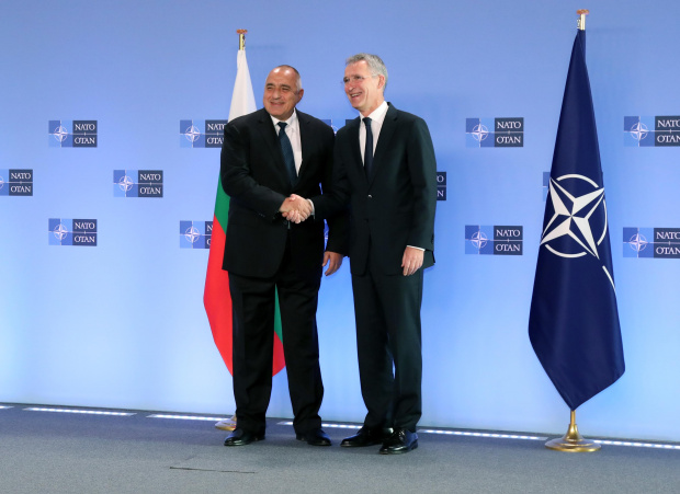 """""""Дипломацията и мирът трябва да бъдат нашата цел, независимо, че"""