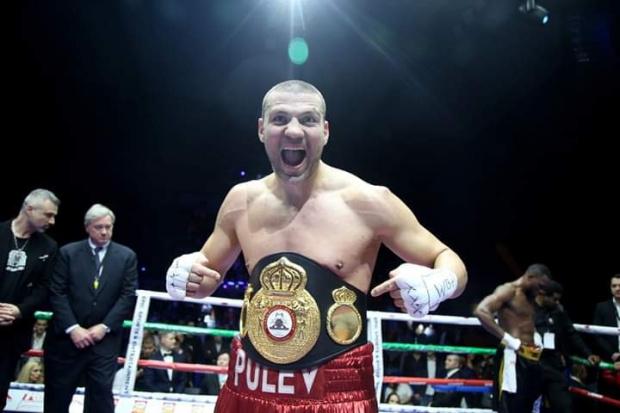 Тервел Пулев постигна 15-а победа на професионалния ринг. Той се