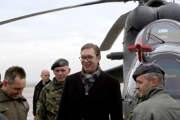 Шпигел: При Вучич Сърбия е диктатура като при Милошевич
