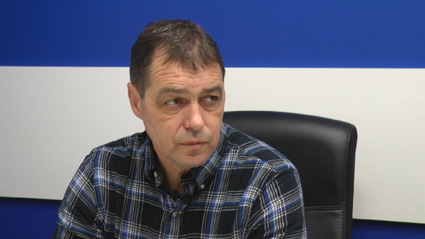Треньорът на Левски Петър Хубчев направи оценка на есенния полусезон