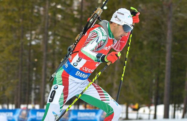 Великолепният ни биатлонистВладимир Илиев бе избран за Спортист на годината