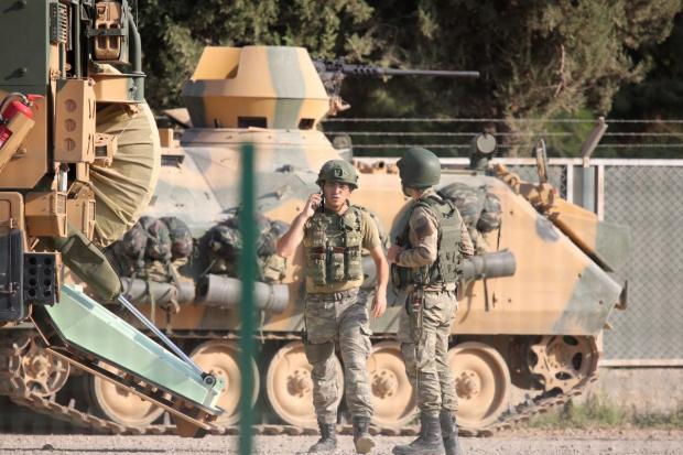 Президентът на Турция Реджеп Тайип Ердоган заяви, че страната ще
