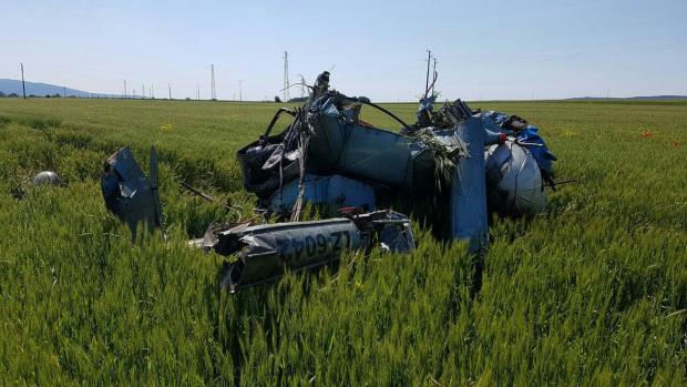 Намерени са телата на шестима души, след като хеликоптер се