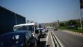 Адски трафик из страната, не карайте в аварийните ленти