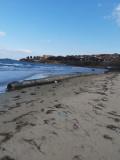 Гадост в Созопол: Фекална тръба изплува насред плажа (СНИМКИ)