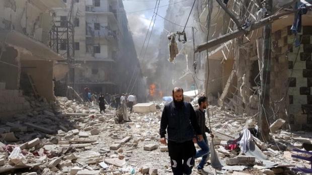 Почти 9 години след началото на войната в Сирия загиналите