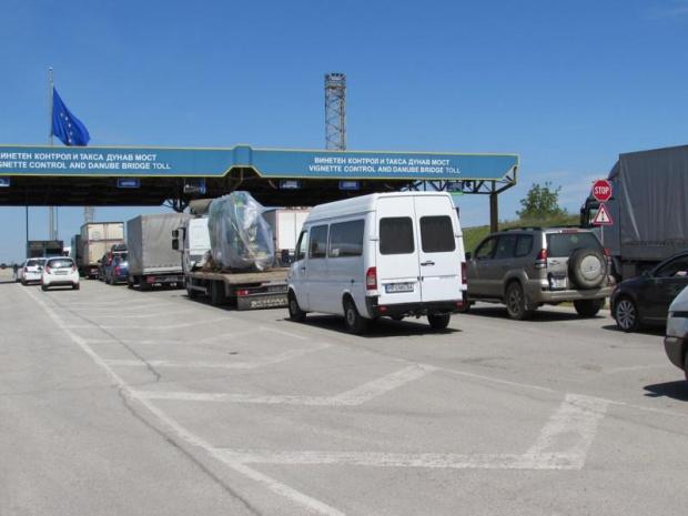 За интензивен трафик по граничните пунктове с Гърция и с