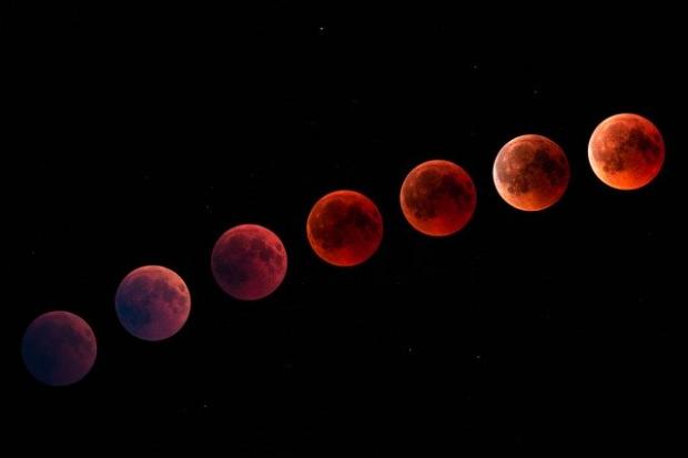 """""""Вълча"""" Луна ще изгрее в петък, 10 януари, вечерта. От"""